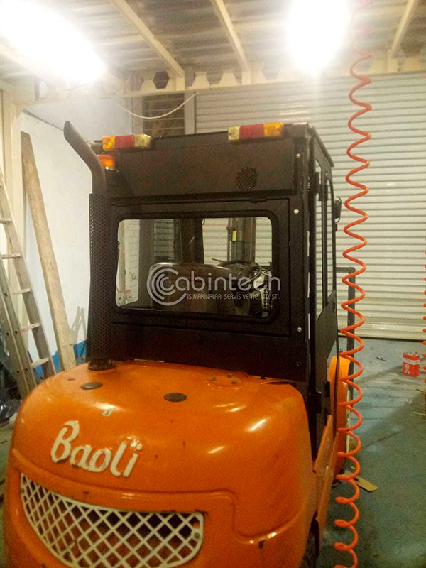 Baoli Forklift Kabini