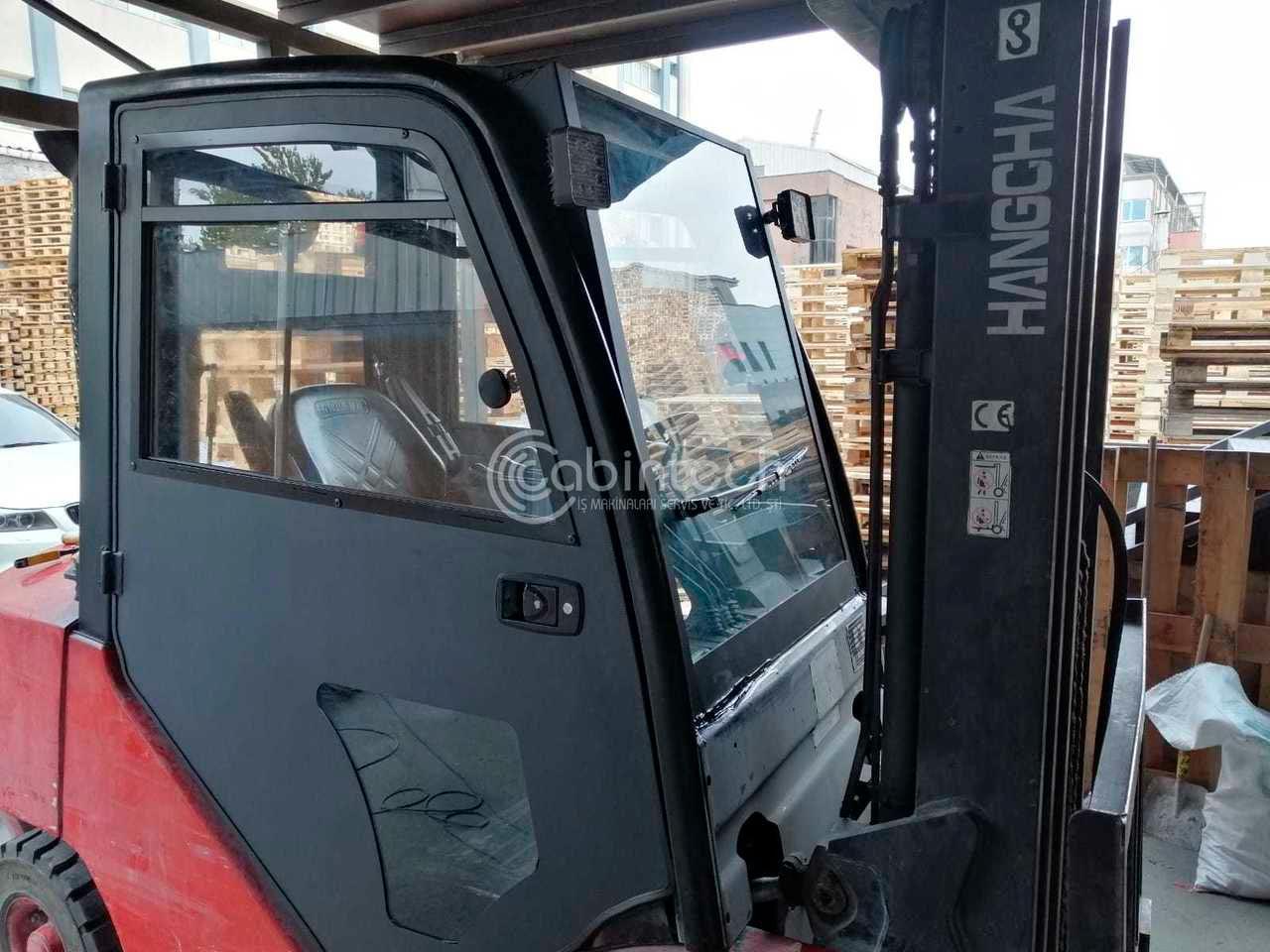 Hangcha Forklift Kabini