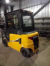 Hyundai Forklift Kabini