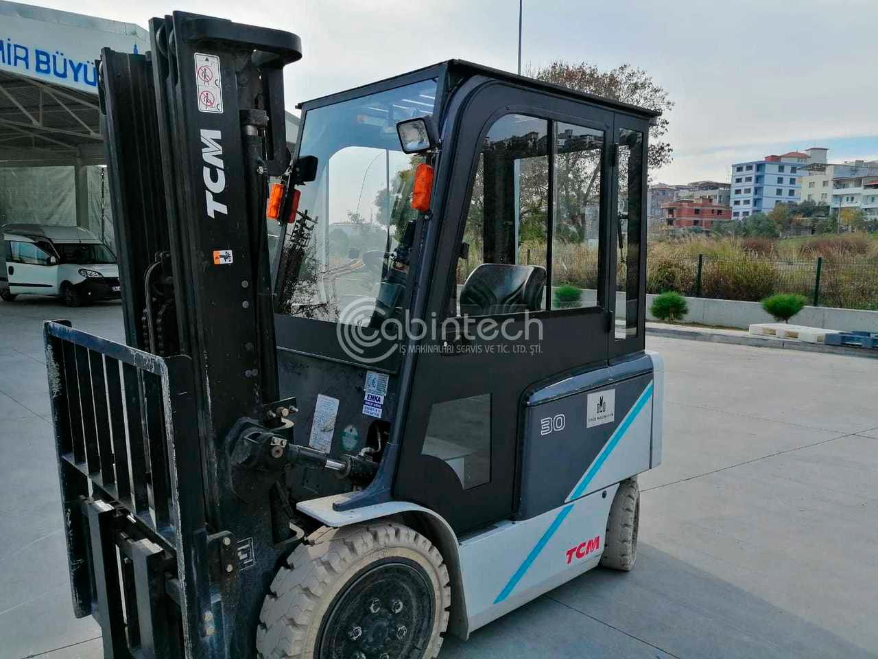 TCM Forklift Kabini